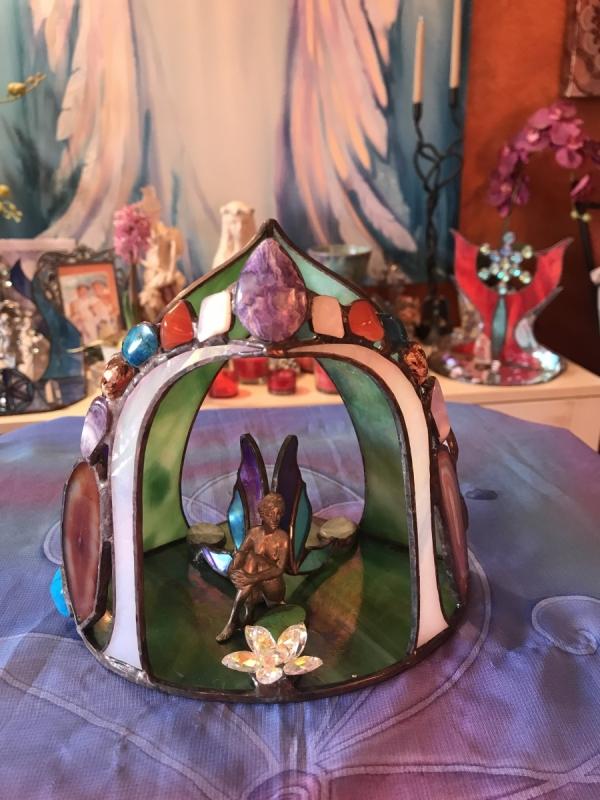 Fairy Light Altars