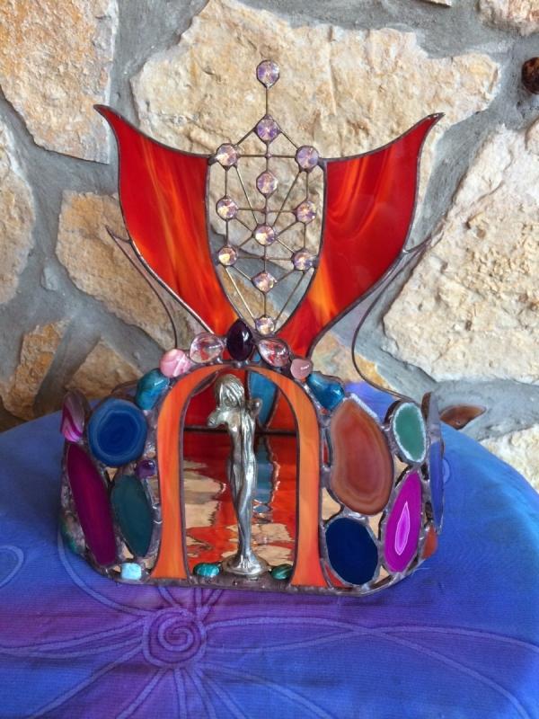The Sacred Altar of Melchizedek and Sophia