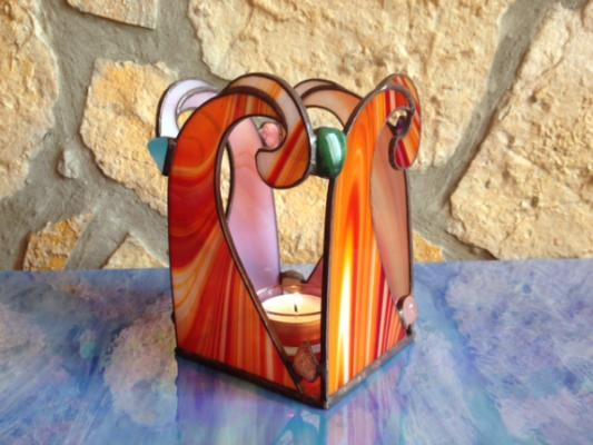 Priestess lanterns