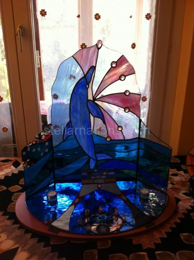 The Light Altar of the Healing Dolphins