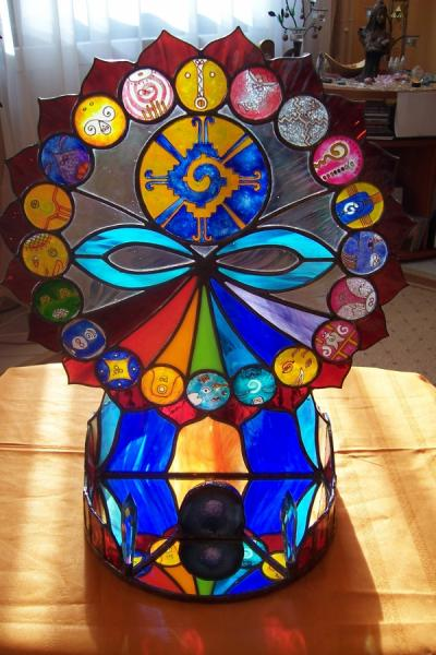 The Light Altar of the Tzolk'in